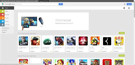 Play Store Ireland Play Store Now Selling The Chromecast In Ireland