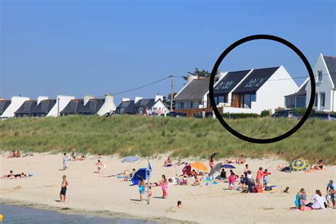 Micro Cottage With Garage holiday letting in plouescat with seaview and spa