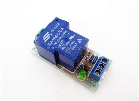 Relay Power Ly high power relay module 12v 30a electrodragon