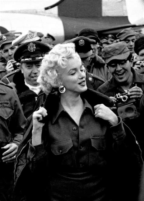 marilyn monroe korea savaşı 17 best images about flight jackets on pinterest