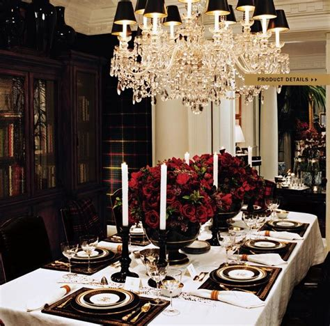 ralph lauren black white dining room tablescapes 41 best brady images on pinterest ralph lauren brown