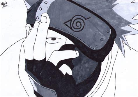 kakashi hatake by blackstarlgart on deviantart