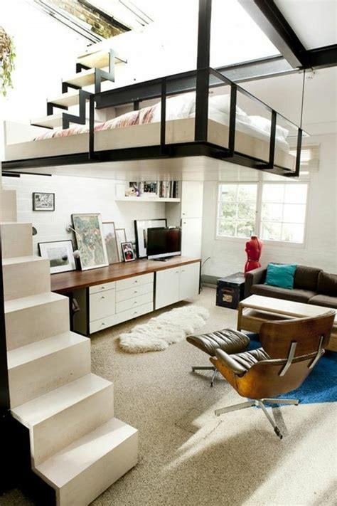 Studio Apartment Design Ideas Jugendzimmer Mit Hochbett 90 Raumideen F 252 R Teenagers