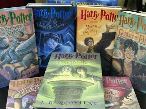 7 Reasons Harry Potter Books by 7 Reasons You Should Read Harry Potter