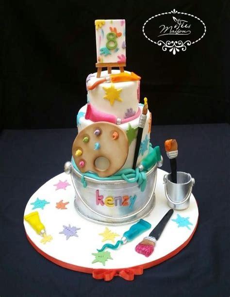 imagenes tortas artisticas 3414 mejores im 225 genes de cool cakes en pinterest tortas