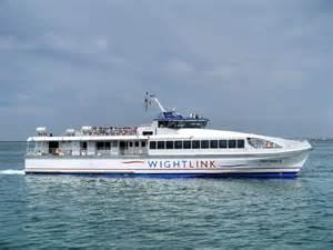 wightlink catamaran ferry wightlink catamaran 169 david dixon geograph britain and