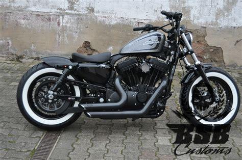 Harley Sportster 48 Tieferlegung by Harley Davidson Sportster 48 Forty Eight Offener