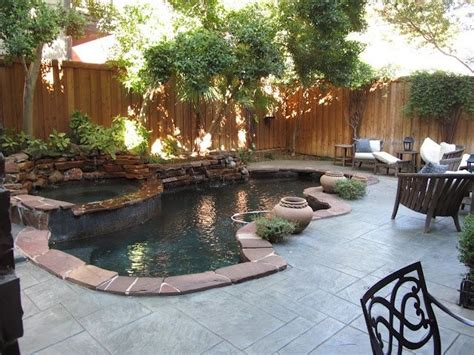 small yard pool small back yard pool outdoors pinterest