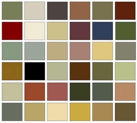 Craftsman Paint Colors Interior by 57 Best Historic Paint Colors Palletes Images On