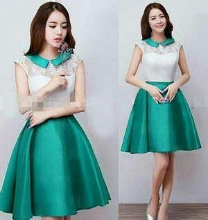 Sale Fashion Wanita Dress Terbaru baju mini dress pendek pesta fashion wanita cantik model