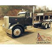 1967 Peterbilt Needlenose Tractor For Sale