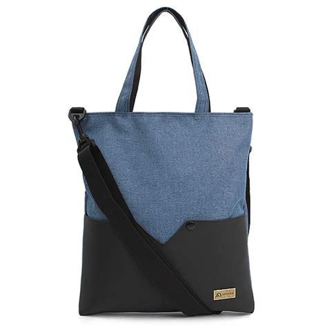 3way Korean Bag korean messenger bag tote bags for school adrena 404