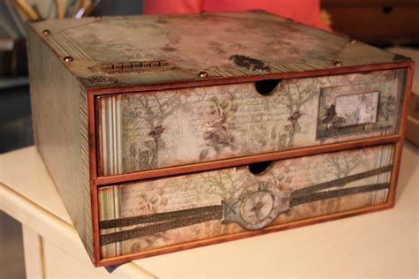 Decoupage Store - stack n store decoupage drawers crafts the home channel