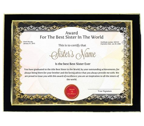best mom certificate template best 10 templates