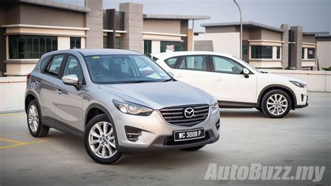 mazda cx 5 2 5 review review 2016 mazda cx 5 2 5l facelift is petrol still as