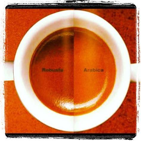 Coffee Robusta robusta vs arabica inspiring coffee