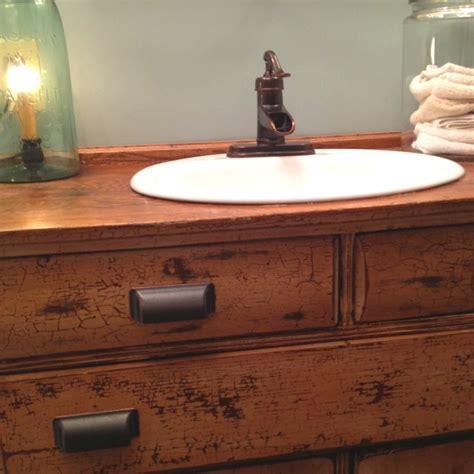 used bathroom vanity 17 best images about dresser sink on vintage