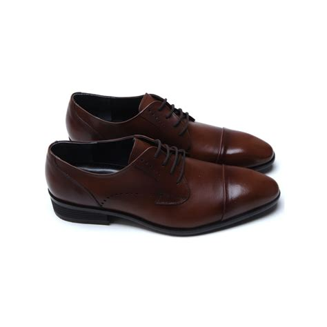flat sole formal shoes mens tip dress shoes