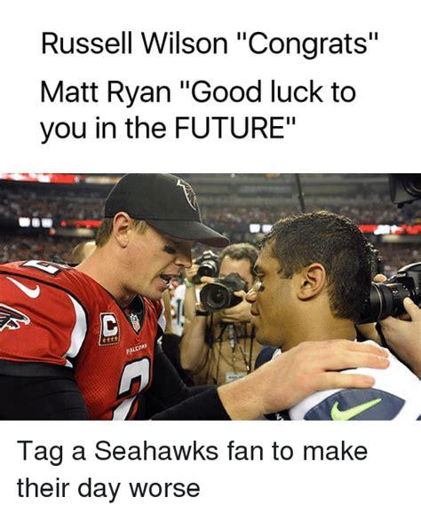 Russell Wilson Meme - 25 best memes about seahawks fan seahawks fan memes
