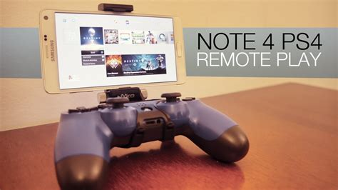 ps3 remote play android ps4 remote play on any android device 4 2 no root required