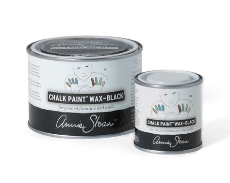 chalk paint buy buy sloan black chalk paint 174 wax