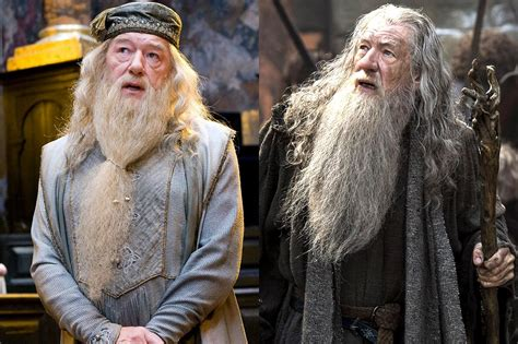 actor who plays gandalf and dumbledore 10 reasons dumbledore and gandalf would be a terrible couple