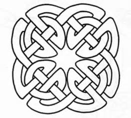 celtic knot patterns free printable