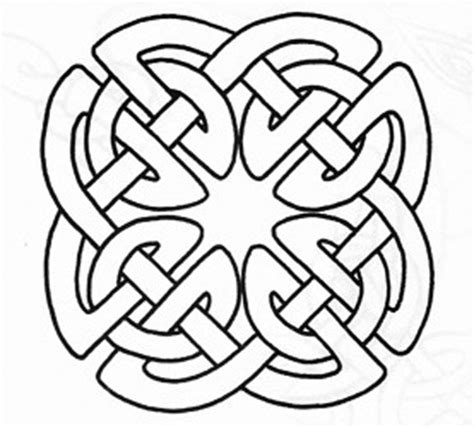 Knot Pattern - celtic stained glass patterns 171 design patterns
