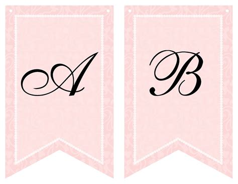 5 best images of printable baby shower banner free