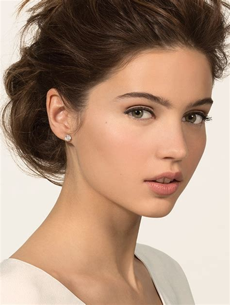 Wedding Makeup Hair Brown by How To Do My Wedding Makeup Brown Official Site