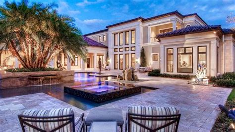 Nice Houses With Pools movin on up america s most expensive homes for sale