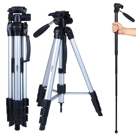 Tripod Kamera Digital Pocket albott 70 inch travel portable dslr tripod monopod