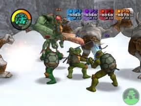Gamespy teenage mutant ninja turtles 2 battlenexus page 1