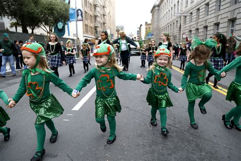 san francisco s 165th st patrick s day parade by j christian march 14 2016 the san