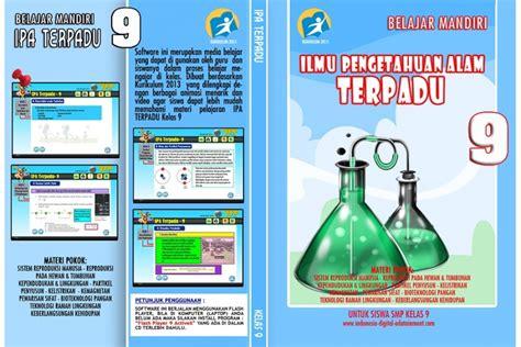 Bimbel Ipa Terpadu Smp Kelas 2 cd pelajaran ipa terpadu smp kelas 9 kurikulum 2013