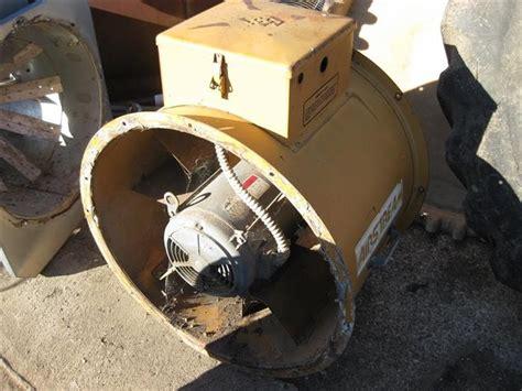 grain bin fan motors bigiron
