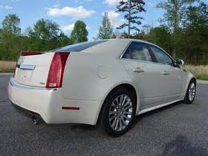 Cts Cadillac 2010 For Sale 2010 Cadillac Cts 3 6l Performance For Sale In Troutman