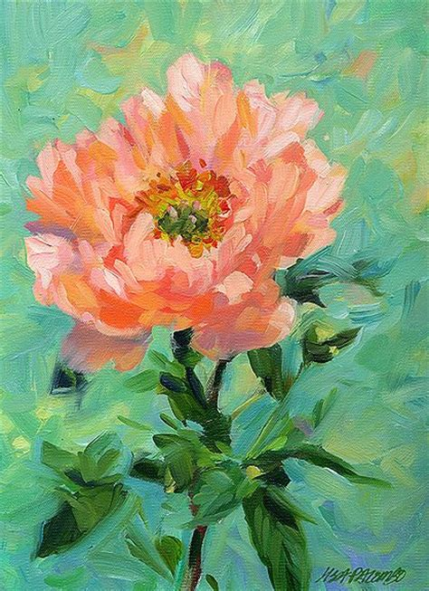 how to paint acrylic on canvas flowers 25 best ideas about acrylic painting flowers on