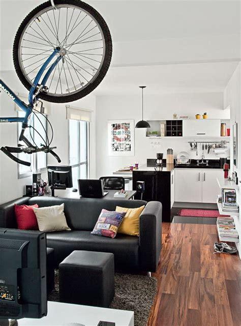 bachelor pad ideas for small spaces un petit appartement bien agenc 233 saelens d 233 co