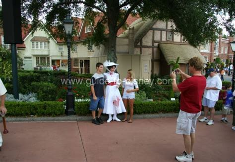 mary poppins in epcot everything guide to disney world mary poppins character greet in