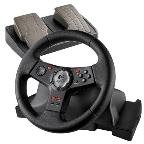 logitech volanti david s gaming wheels