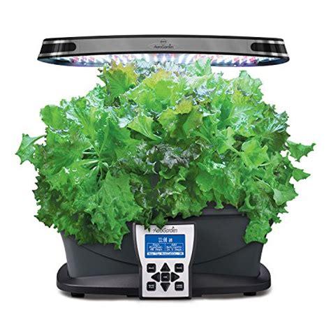 grow lights for indoor herb garden hydroponics aerogarden sprouts led grow lights gourmet