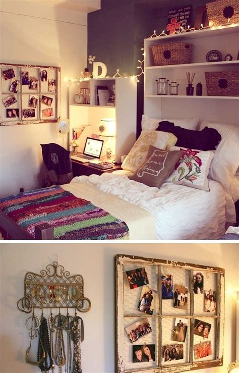 College Room Decor Boho Hipstah Room Home Inspiration Bedroom