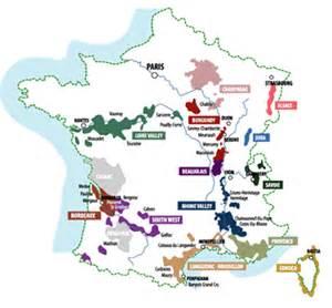 France Wine Map by Schiller Wine In The World Class White Wine Region Alsace