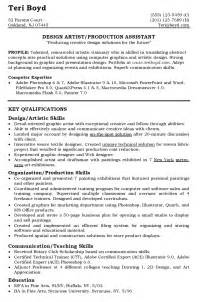 Education articles tagged with a resume objective is preview of with
