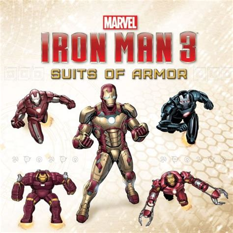 iron man suits armor revealed detail