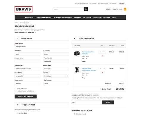 Bigcommerce Addons One Page Checkout Now Available Themevale Com Bigcommerce Themes Bigcommerce Checkout Template