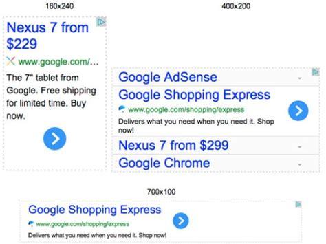 adsense ads are you using google adsense custom sized ads earningguys