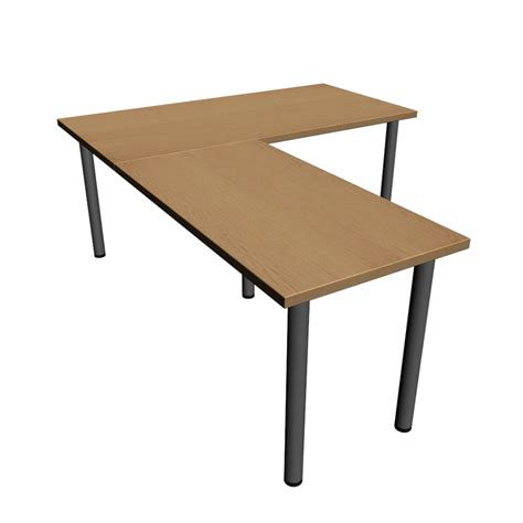 Desk Tables by Corner Desk Design And Decorate Your Room In 3d