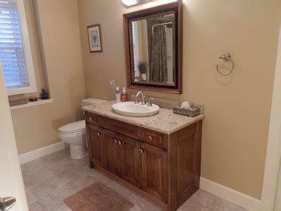 how to reface a bathroom vanity cabinet dowelmax